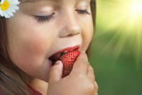 Belang van biologische voeding bij jonge kinderen