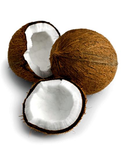 Recept voor fruitshake met kokos