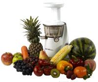 Maak verse groente- en fruitsappen met de Versapers