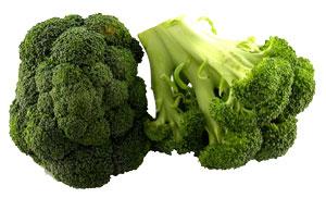 Broccoli is een bron van calcium