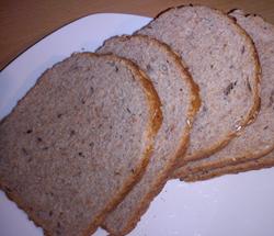 speltbrood en afvallen